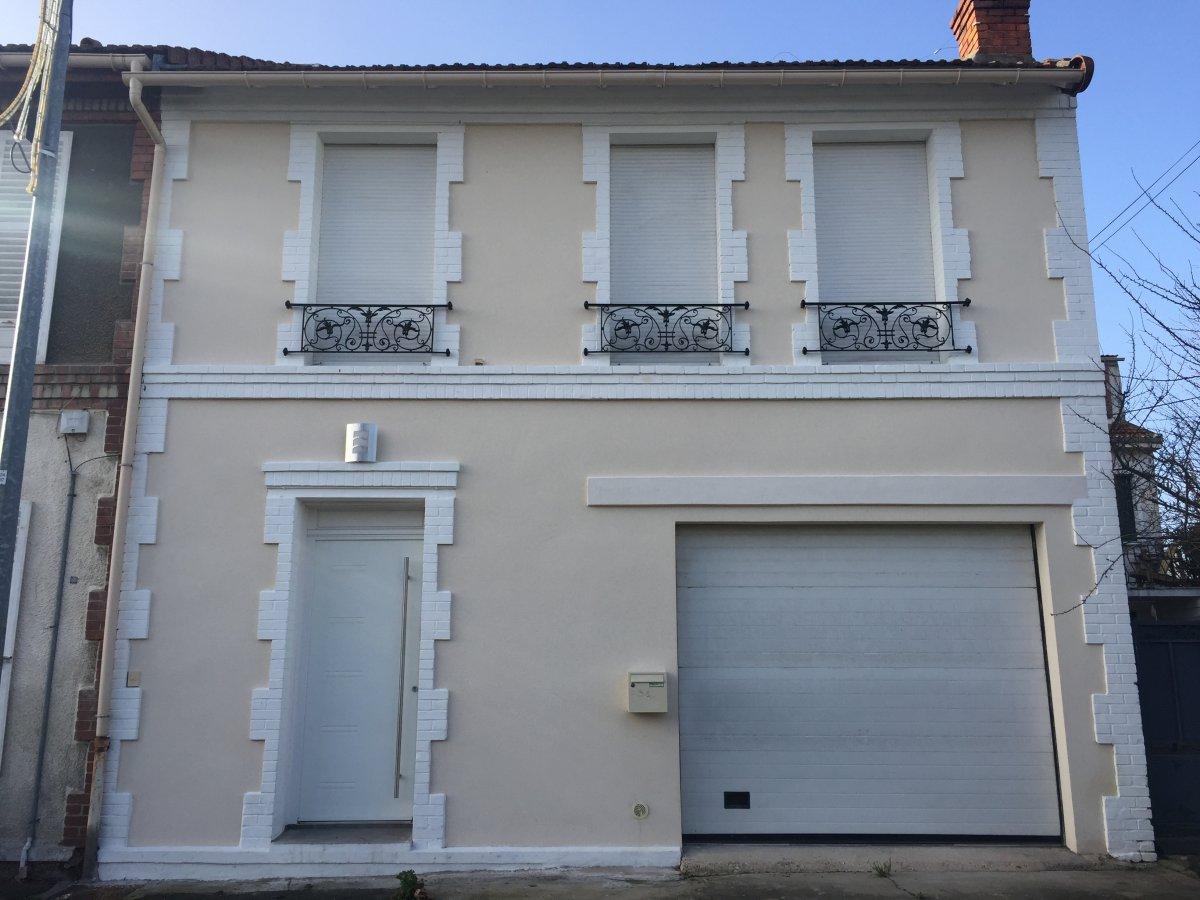Vente Maison 4 pièces HOUILLES 78800