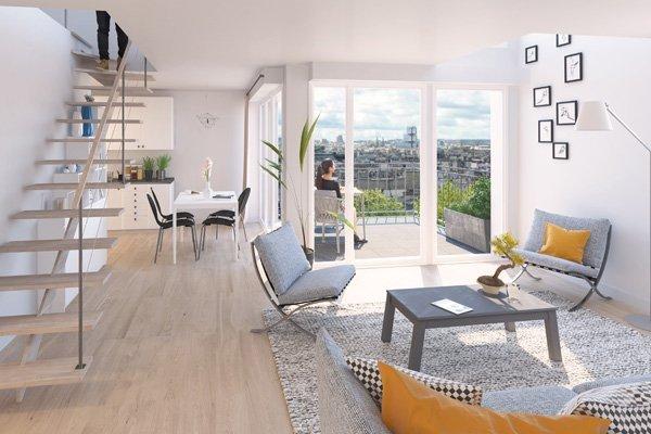 Vente Appartement 2 pièces Asnieres-sur-seine 92600