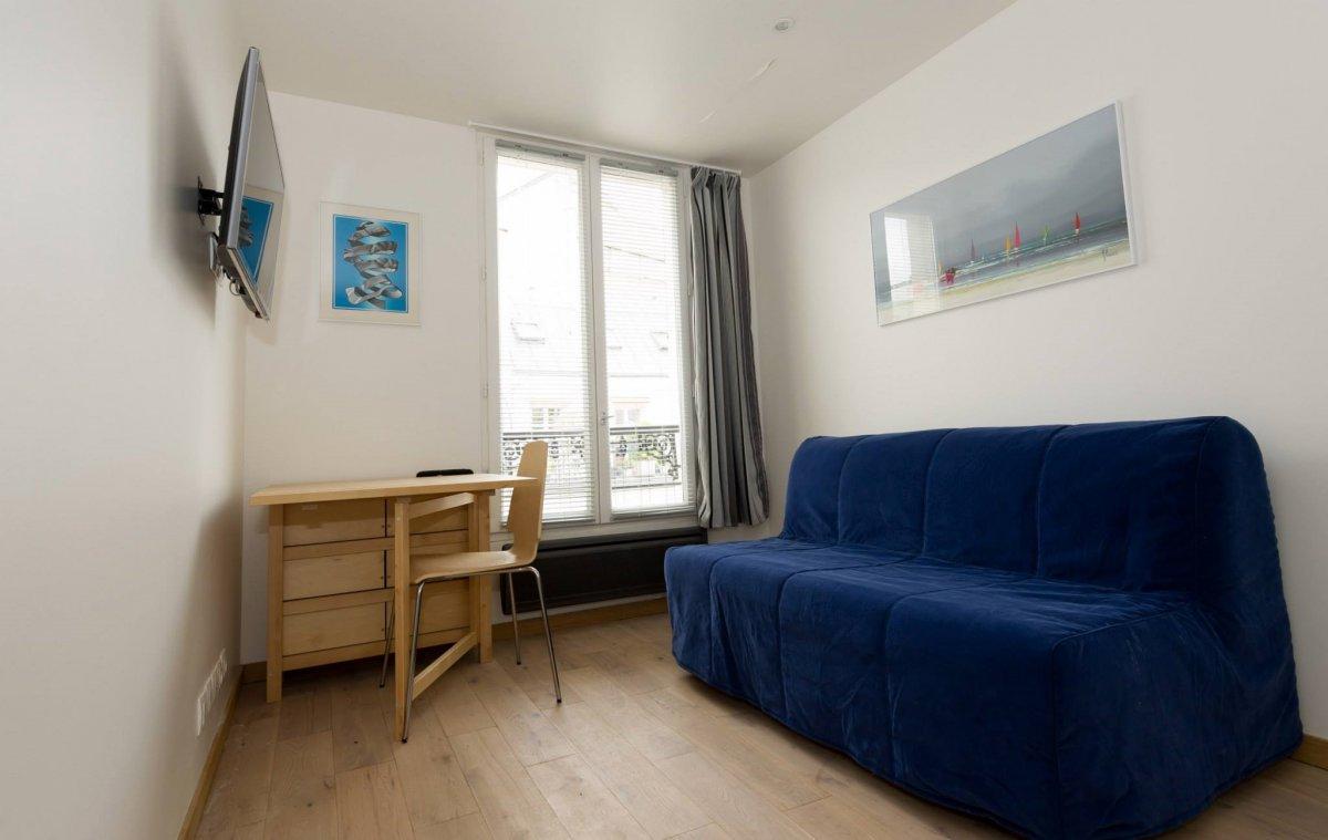 Location vacances Appartement 2 pièces PARIS 05 75005