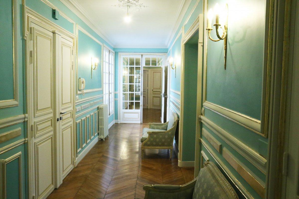 Vente Appartement 5 pièces Paris 75008