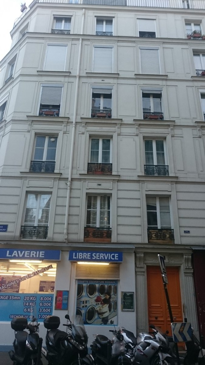 Vente Appartement 1 pièces Paris 75018