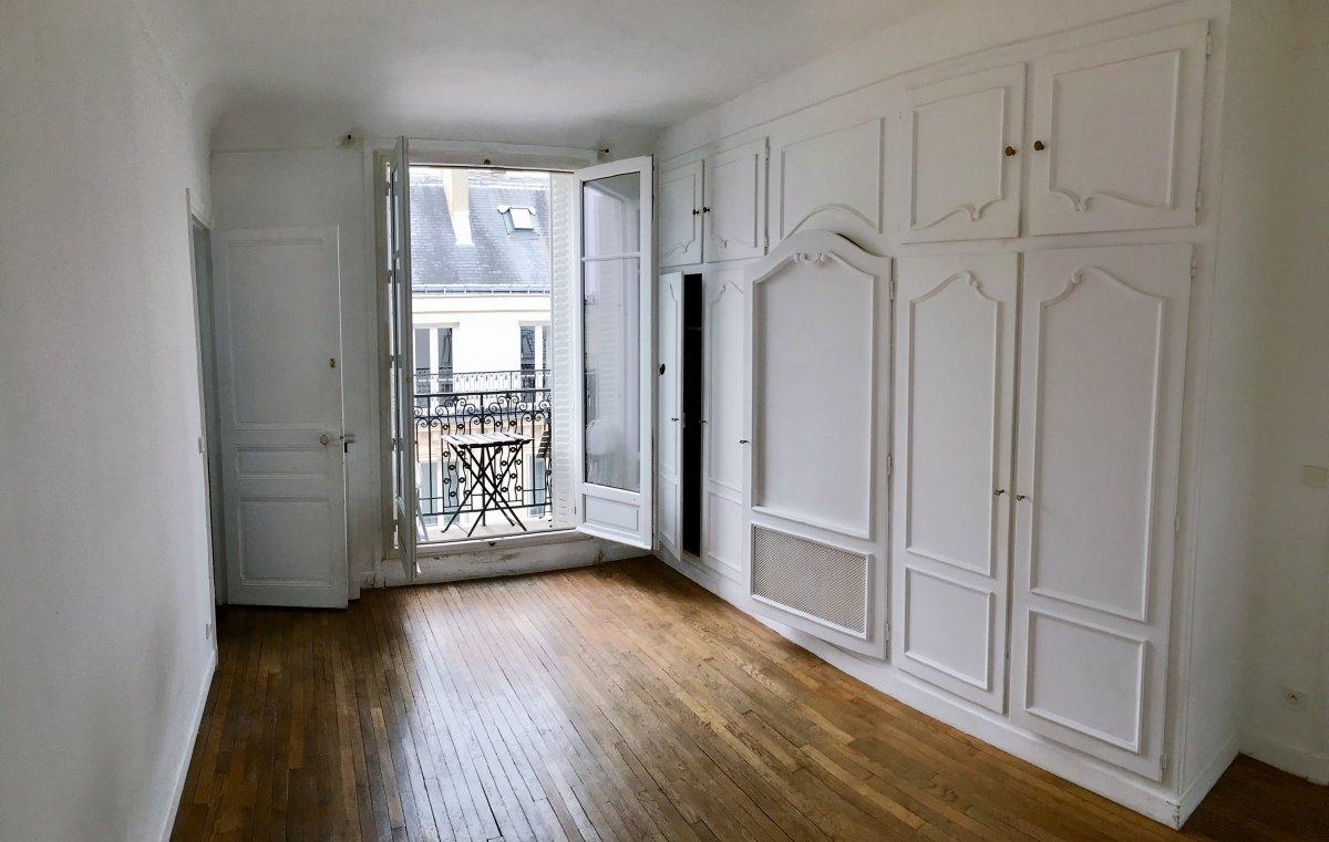 Vente Appartement 2 pièces Paris 75009
