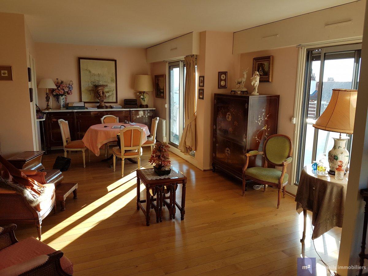 Vente Appartement 3 pièces St Maurice 94410